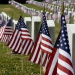 Catholic cemeteries honor soldiers with Memorial Day Masses