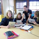 Urban Catholic schools receive technology upgrade