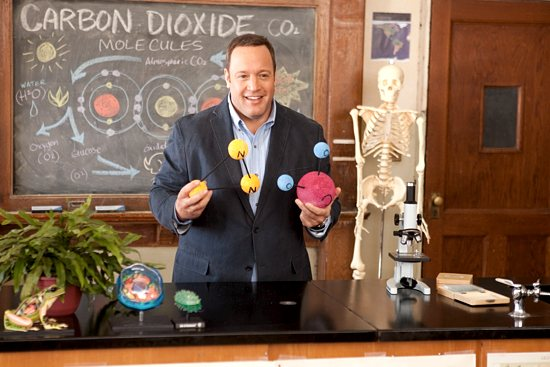 "Kevin James is pictured in a scene from the movie ""Here Comes the Boom."" CNS photo/Sony"
