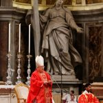 In pre-conclave homily, Cardinal calls for unity