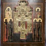 Sacred art exhibit spans seven centuries