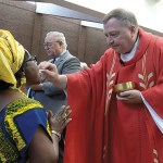 Parishioners with African ties send supplies hoping to stave off Ebola