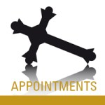 Appointments: September 8, 2016