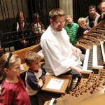 Basilica event gives people chance to sit 'At the Console'