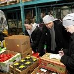 'Servant of the poor': Almsgiving a push toward generosity, community