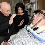 Hospital chaplains provide spiritual care with CSAF support