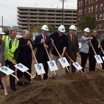 Catholic Charities breaks ground on new Dorothy Day