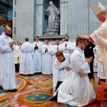 Local seminarian ordained a deacon in Rome