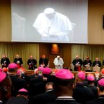 Pope says synod is not parliament, but place to listen to Holy Spirit