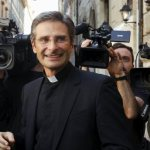 On synod's eve, Vatican official declares his homosexuality