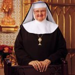 Mother Angelica remains on feeding tube, confined to bed at monastery