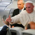 Pope says he was surprised by crowds, joy in Africa
