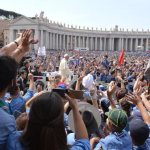 Vatican says 3.2 million pilgrims visited in 2015