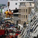 Pope sends condolences after earthquake in Taiwan