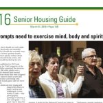 Senior Housing Guide 2016