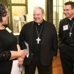 With new leader, Bishop Cozzens looks at role with fresh perspective