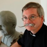 Granite and clay: Creativity, patience shape sculptor for priesthood