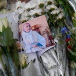 Assassinated French priest joins procession of martyrs, pope says