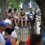 'Make trouble' by creating culture of respect, pope tells Cuban youths