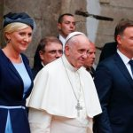 Pope urges Poles to value their memories, but be open to change