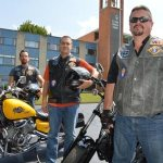 Knights on Bikes ride motorcycles to take faith on the road