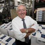 Printing company chairman values honesty as hallmark of faith