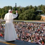 Teach your elders well: Pope calls youths to elevate the discourse