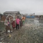 Hurricane Matthew tears through Haiti as aid workers prepare to respond