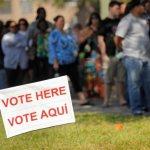 U.S. Hispanics give big margins to Clinton, Democrats in new Pew poll