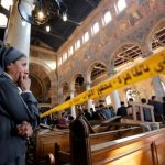 Pope calls Coptic Pope Tawadros to express condolences after Cairo attack