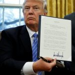 Trump executive memorandum reinstates 'Mexico City Policy' on abortion