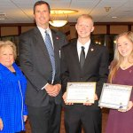 Senior care organization awards scholarships to youth volunteers