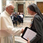 Dialogue with Muslims, defend human dignity, pope tells missionaries