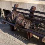 Basilica to install 'Homeless Jesus' statue on its campus