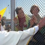 Migrant advocates show support for border bishop's call for solidarity