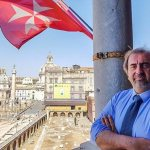 Head of Knights of Malta relief efforts says sea rescue is a 'mission'