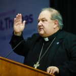 Archbishop dedicates two-year college at St. Thomas