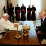 In Rome and abroad, pope urges unity, care for poor