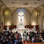 Bishop: Basilica title honors church's role in diocese, nation's founding