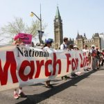 In Canada, new law could mean changing route of March for Life