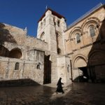 Christian leaders in Jerusalem protest plan to tax church properties