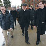 Msgr. Richter prepares for new role as seminary rector
