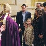 Family's search for faith brings them to Catholic Church