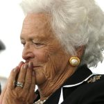 Bush recalled for her 'unwavering love, devotion' to family, community
