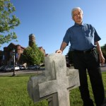 Retired priest hopes to save childhood church building from demolition