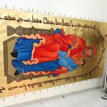Iraqi iconographer honors his Syriac roots