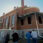 Juvenile admits to setting fire that damaged historic Minnesota church