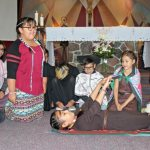 Young Canadian indigenous celebrate beloved St. Kateri as 'one among us'