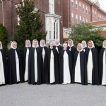 Local women take simple vows as Nashville Dominicans