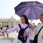 Faith is a relationship, not a set of rules, pope says at Angelus